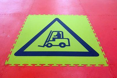 obelezavanje podova u industriji