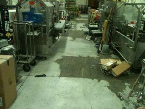 pripremanje poda za postavljanje epoksidniog poda