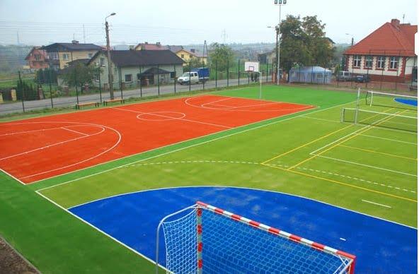 multifunkcionalni sportski tereni
