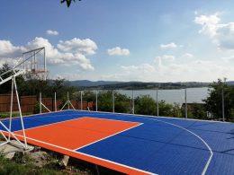 izrada terena za basket