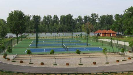 teniski teren od plastičnih ploča