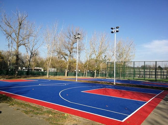 Sportski podovi za spoljasnje terene
