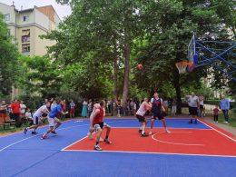teren za 3x3 Novi Sad