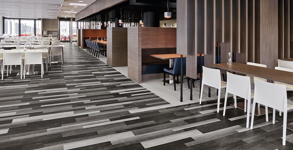 LVT podovi design i commercial