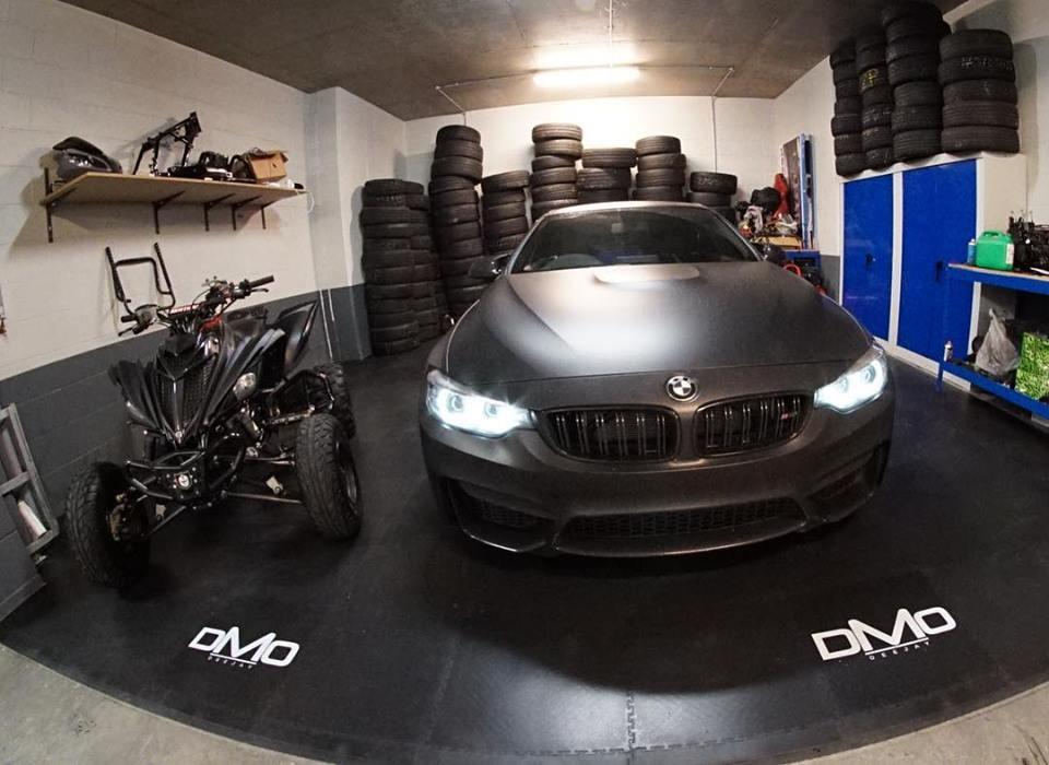 podovi za garaze