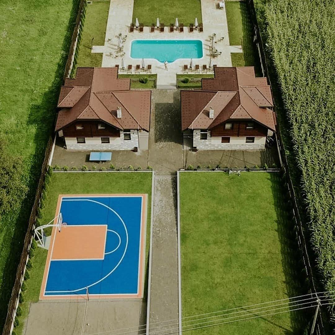 Teren za basket Drinska Bajka