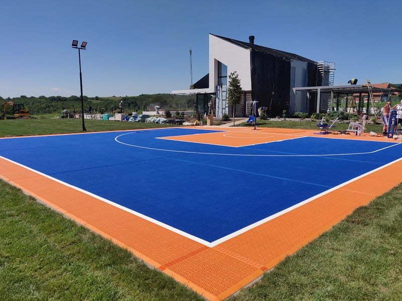 Sportski podovi za dvorista