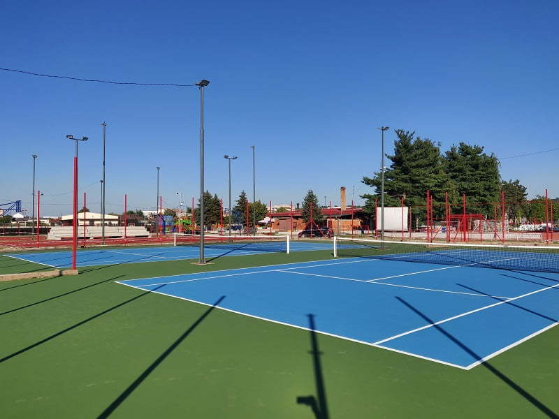 US open podloge za tenis