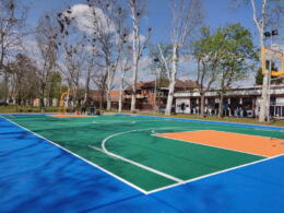 tereni za basket