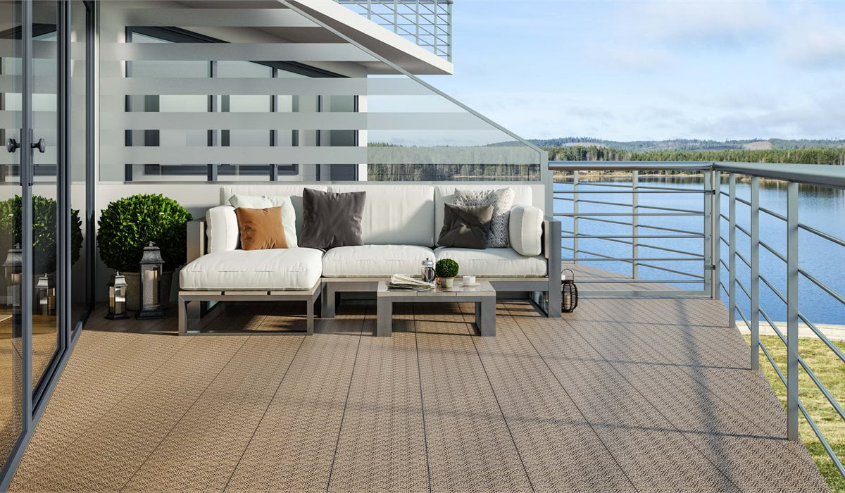 podovi za terase
